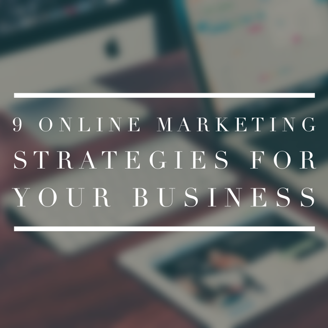 9_Online_Marketing_Strategies